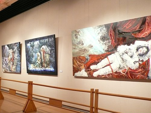 Chinese Art Exhibition
