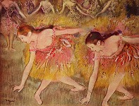 Dancers - By Edgar Degas