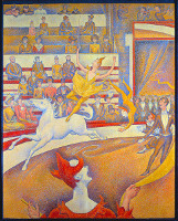 Circus - By Georges Seurat