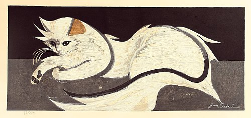 White Cat - By Junichiro Sekino