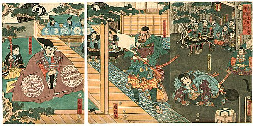 The Story of Benkei