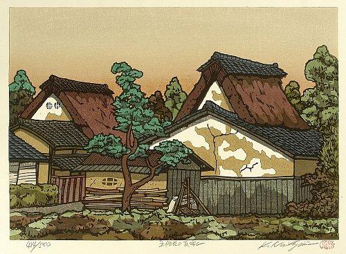 By Katsuyuki Nishijima - Rural Village