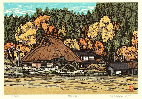 By Katsuyuki Nishijima - Autumn in Tochigi