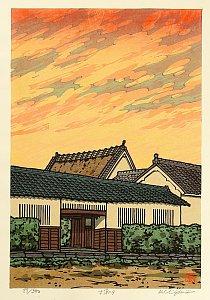 By Katsuyuki Nishijima - Sunset of Izu
