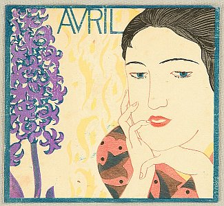 Hyacinth, 1927 - By Koshiro Onchi