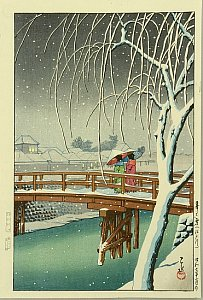 Later Impression - By Hasui Kawase