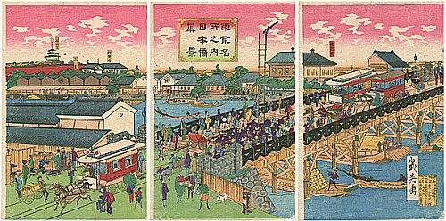Meiji Prints as Fine Art?