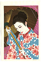 Woodblock Prints by Paul Binnie