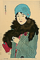 Bijin Prints by Ito Shinsui