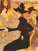 Divan Japonais - By Toulouse Lautrec