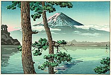 Prints by Tsuchiya Koitsu - 1879-1949