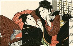 Oppression - Utamaro and the Tempo Reforms