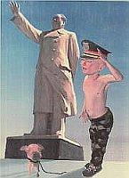 Grafiken von Zhou Lu, Jahrgang 1973