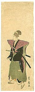 Samurai, ca. 1810