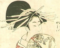 Utamaro - Biografie