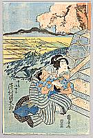 Kunihiro Utagawa - Kunihiro Utagawa active ca. 1815-1843