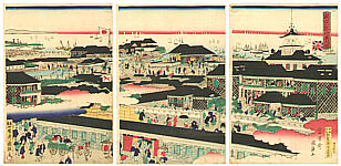 Kuniteru Utagawa - Kuniteru Utagawa 1808-1876