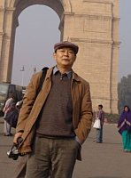Mr. He Yongkun in Paris