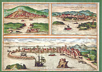 from Civitates Orbis Terrarum