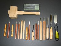 woodblock carving tools