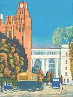 tokyo in 1932