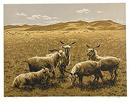 Picture of 5 Goats, 2001