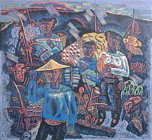 Picture of Outing from Mountains, 1996