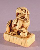 Ivory Netsuke 18th Century