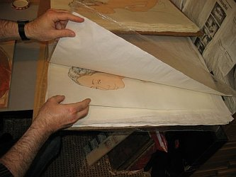 By Paul Binnie - Removing the Print from Damping