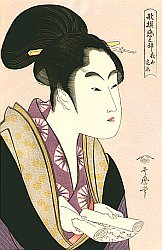 Utamaro - Biography