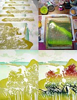 By Tom Kristensen - How a Woodblock Print is Made III