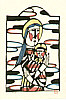Sadao Watanabe 1913-1996 - Holy Mother and Child - Story of the Bible