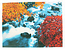 Hideaki Kato born 1954 - Autumn Water  (extra large - limited edition)