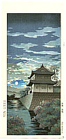 Koitsu Tsuchiya 1870-1949 - Nijo Castle