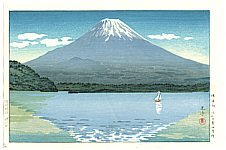 Koitsu Tsuchiya 1870-1949 - Shojin Lake