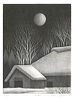Koichi Sakamoto born 1932 - Late at Night  (Limited Edition)