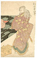 Toyokuni Utagawa 1769-1825 - Kabuki actor, Matsumoto Koshiro
