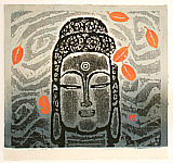 Zhang Baibo born 1944 - Buddha