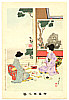 Shuntei Miyagawa 1873-1914 - Poem Writings - Yukiyo no Hana