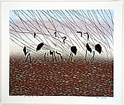 Hao Boyi born 1938 - Autumn Wind