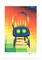 Ai-O  born 1931 - Mr. Kubo's Chair