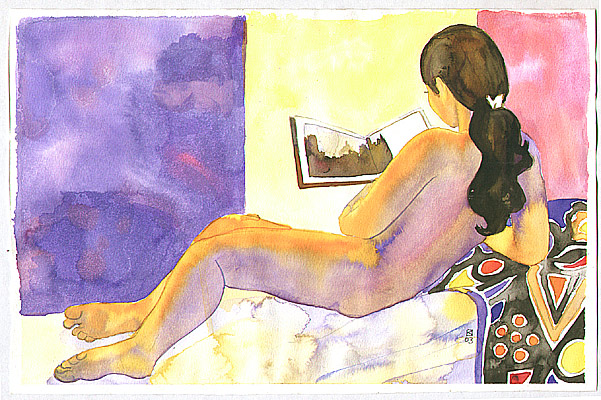 By Kerry Pendergrast - Reading