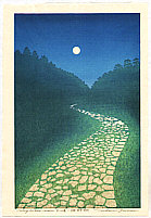 Tsukasa Yoshida born 1949 - Way to the Moon