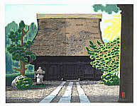 Masao Maeda 1904-1974 - Heirin-ji Temple