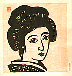 Unichi Hiratsuka 1895-1997 - Beauty