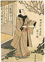 Plum and Ichikawa Danjuro - Kabuki - Plum and Ichikawa Danjuro - Kabuki