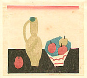 Hide Kawanishi 1894-1965 - Still Life