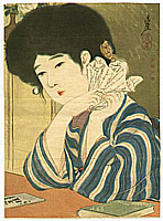 Sengai Igawa 1876-1961 - Beauty
