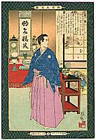 Last Shogun Yoshinobu Tokugawa