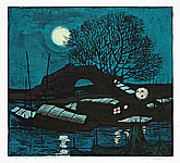 Kang Yongming born 1943 - Bright Moon